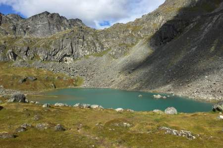 Hatch Peak & April Bowl Trail