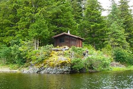 Jim's Lake Cabin