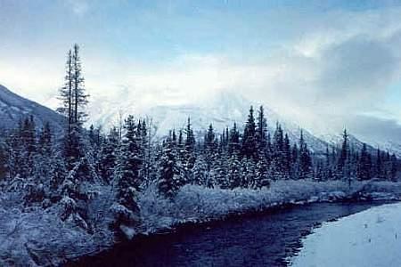 Johnson Pass Trail South Access