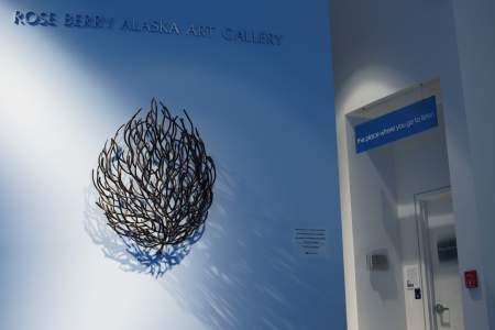 9. Rose Berry Alaska Art Gallery