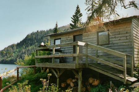 Halibut Cove Overlook Cabin