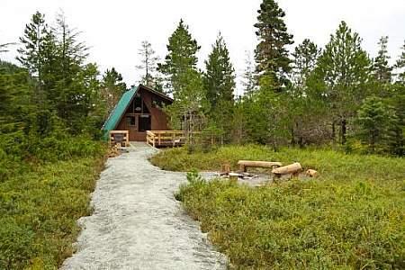 Kah Sheets Lake Cabin