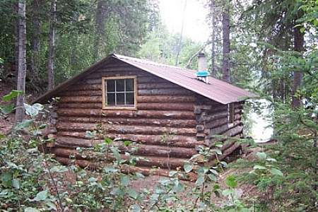 Doroshin Bay Cabin