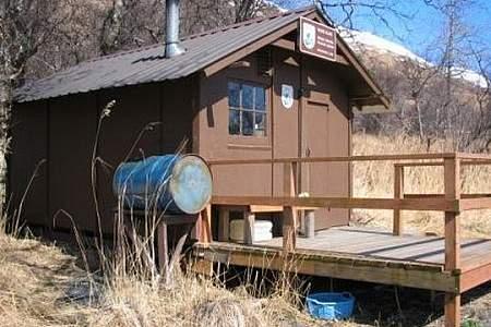 Uganik Island Cabin