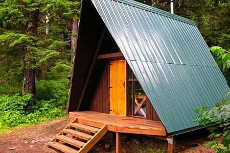 Kook Lake Cabin
