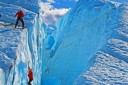 MICA Guides Glacier Trekking & Ice Climbing