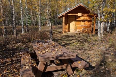 May Creek Cabin & Airstrip