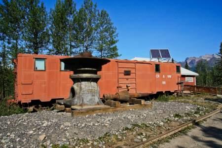 McCarthy Railroad Turntable
