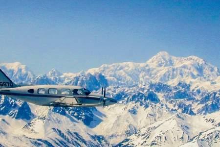 Denali Summit Flight