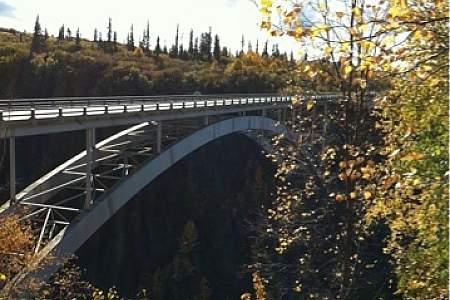 Hurricane Bridge (Mile 181)