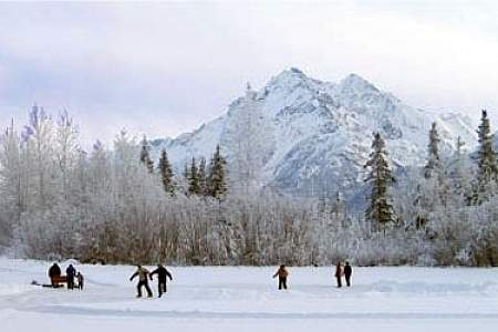 Montana Creek Trail