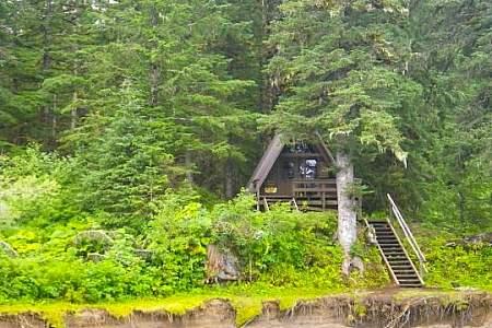 Mount Rynda Cabin