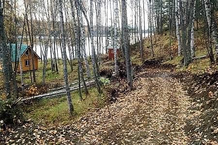 Nancy Lake Cabin #1