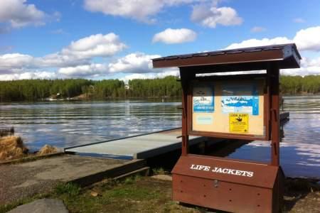 Nancy Lake State Recreation RV Park