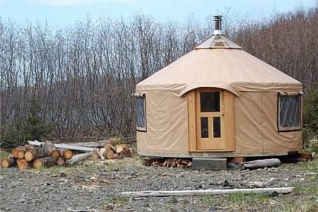 Quarry Beach Yurt
