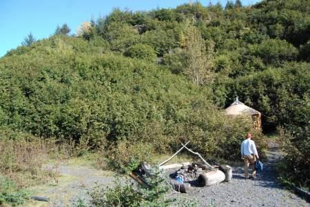 Kayak Beach Yurt
