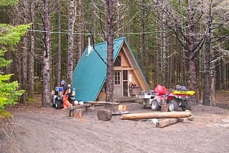 North Beach Cabin