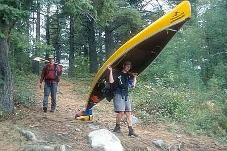 Portage Creek Trail