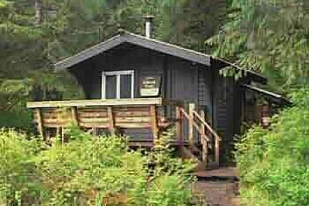 Patching Lake Cabin