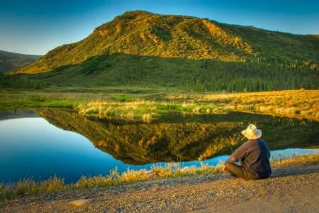 Wonder Lake - Crown Jewel Of Denali Park (Mile 84.5)