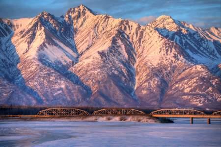 Knik River Bridge