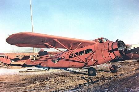 1931 American Pilgrim