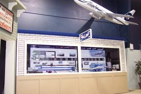 Alaska Airlines 75 Anniversary