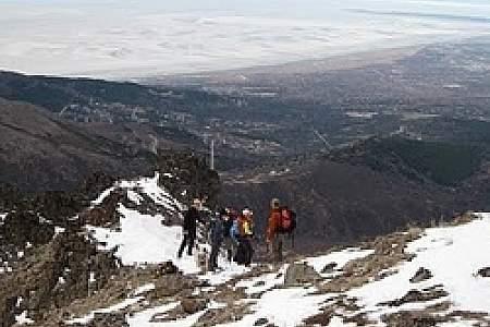 Ptarmigan Pass Trail