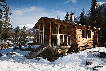 Paradise Haven Public Use Cabin