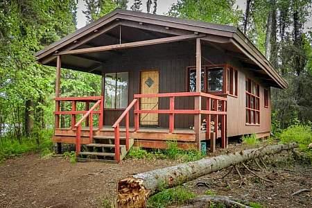 Red Shirt Lake Cabin #1