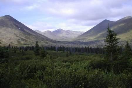 Resurrection Pass South Trailhead