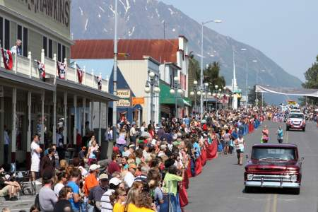 Seward 4th of July Celebration