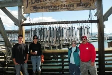 Seward Silver Salmon Derby