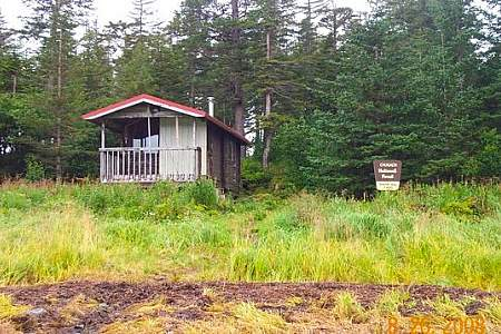 Shelter Bay Cabin