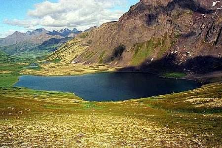 Ship Lake Pass Trail