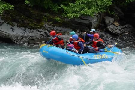 NOVA Alaska Guides (Seward Highway - Six Mile Creek)