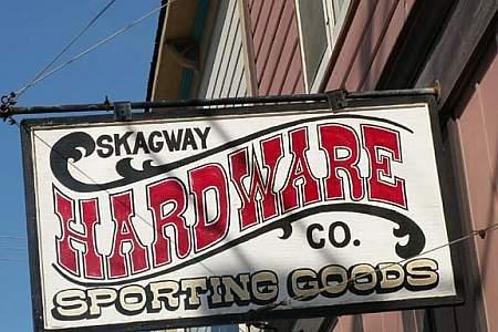 Skagway Hardware Store