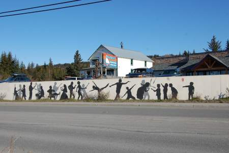 Homer Street Artwork