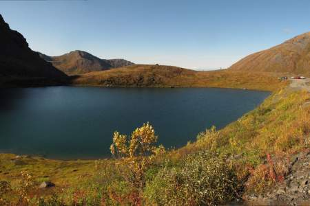 Summit Lake State Recreation Area