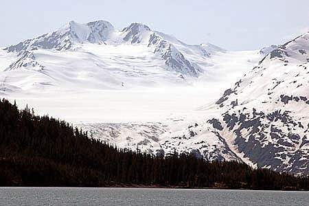 Tebenkof Glacier