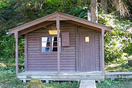 Sergief Island Cabin