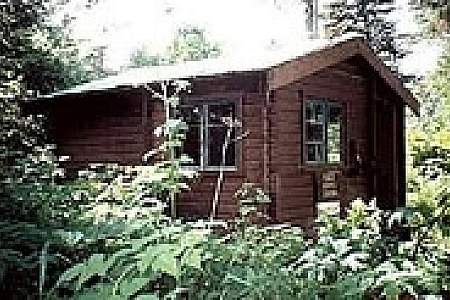 Square Lake Cabin