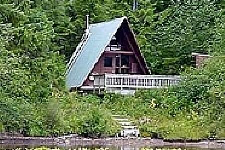 Harvey Lake Cabin