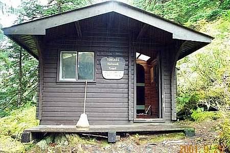Hugh Smith Lake Cabin