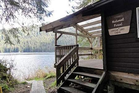 Jordan Lake Cabin