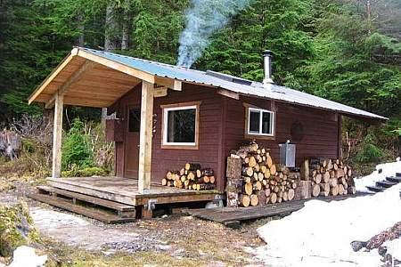 Cascade Creek Cabin