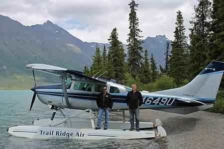 Trail Ridge Air, Inc. Flightseeing