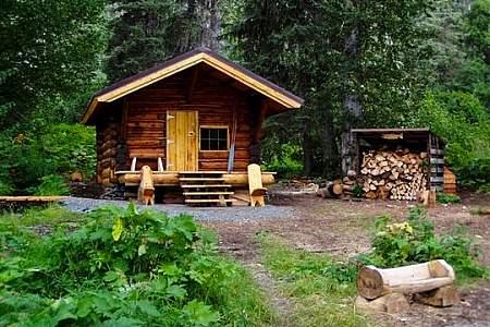 Upper Russian Lake Cabin
