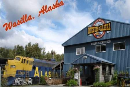 Museum of Alaska Transportation and Industry