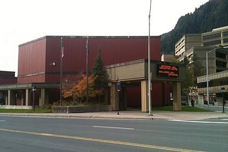 Centennial Hall Convention Center